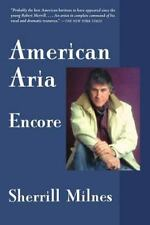 SHERRILL MILNES - AMERICAN ARIA: ENCORE-ExLibrary