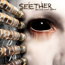 Seether-KARMA and effect CD NUOVO