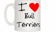 I Love Cuore BULL Terriers TAZZA