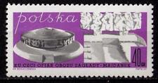 POLAND 1969 **MNH SC#1684 MEMORIAL MAJDANEK CONC. CAMP