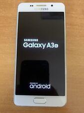 Samsung Galaxy A3 2016 SM-A310F White ULOCKED