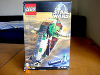 [new] LEGO 7144 STAR WARS Slave I FREE POSTAGE RETIRED ULTRA RARE 2000 SET