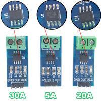 Useful 5A 20A 30A ACS712 Module Measuring Range Current Sensor Hall Board*