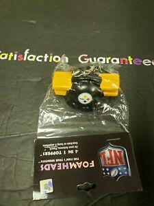 Pittsburgh Steelers Foamheads 4 In One Topper NFL 🏉. New ChuckBooks📚