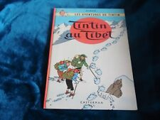 Tintin Au Tibet by Herge B-40 (1973 CASTERMAN)