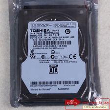 """TOSHIBA 320 GB HDD (MK3265GSX) SATA 5400 RPM 2.5"""" 8 MB Hard Disk Drive Free sp"""