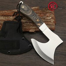 TACTICAL TOMAHAWK AXES HATCHET CAMPING SURVIVAL HUNTING STAINLESS STEEL BONING