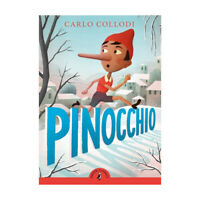 Penguin Puffin Classics Kids Childrens Bedtime Story Books Pinocchio