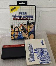 Vigilante Sega Master System