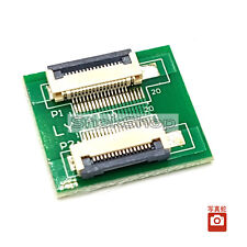 0.5mm 30pin to 30pin FPC FFC FLAT FLEX CABLE INCREASING SCREEN LINE EXTENSION
