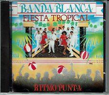 Banda Blanca Fiesta Tropical  Ritmo Punta   BRAND  NEW SEALED  CD