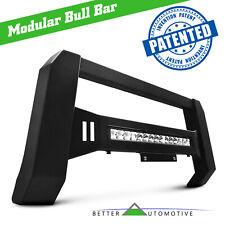 LED Light Modular Bull Bar for 2015-2020 Chevy Colorado/GMC Canyon Grille Guard