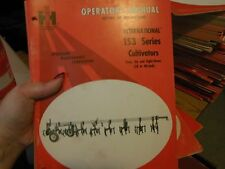 International Harvester 153 Series Cultivators (28 To 40-Inch) Operator's Manual