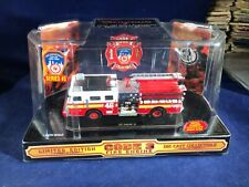 L-90 CODE 3 1:64 SCALE DIE CAST FIRE ENGINE - TRUCK 46 CITY OF NEW YORK FIRE