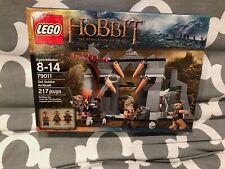 Lego Hobbit Dol Guldur Ambush (790011) RETIRED LOTR BRAND NEW SEALED