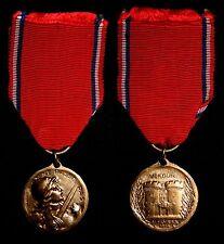 FRANCE: Medaille de Verdun; French Commemorative WW1 Medal (Vernier Version)