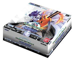 DIGIMON BATTLE OF OMNI BOOSTER BOOX BANDAI BT05 SEALED -IN STOCK *NO DASH  *TUES