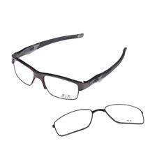 Eyeglass Frames-Oakley CROSSLINK SWITCH OX3128-0255 Pewter 55mm Glasses Eyewear