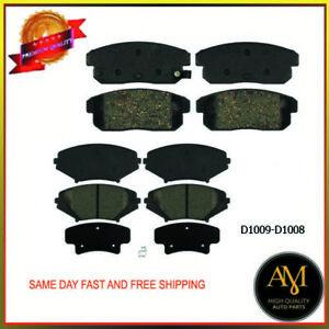 For Mazda RX-8 Brake Pads Full Set Front & Rear