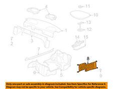GM OEM Interior-Rear-Cargo Net 22595398