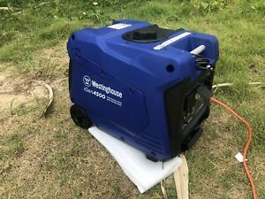 Inverter Generator Westinghouse 4500W