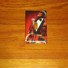 RAY CHARLES MUSIC LEGEND Light Switch Cover Plate #3
