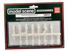 5201 Model SCENE accessoires non peint Armée ,bleu marine & RAF OO HO Jauges -
