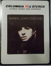 8 TRACK TAPE  Barbra Streisand-Barbra Joan Streisand  Factory Sealed  RARE