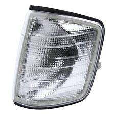 MERCEDES BENZ 190E 1983-1993 FRONT INDICATOR CLEAR PASSENGER SIDE N/S