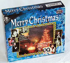 CD MERRY CHRISTMAS-Four Tops/Drifters tra l'altro - 3cd-box
