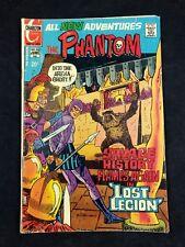 Phantom #50.  Charlton Comics 1972