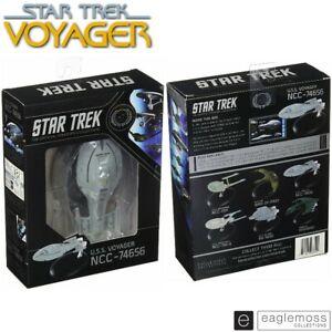 Eaglemoss Star Trek Voyager U.S.S. Voyager NC-74656 Ship Replica New In Stock