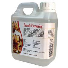 Brandy arôme 1L ajouter de la saveur et le goût de vos aliments & boissons