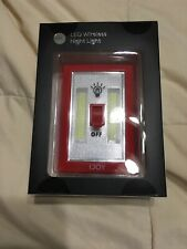 IJOY LED Wireless Night Light ( NEW, SEALED, RED ) Free Ship USA