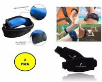 2 Pack Comfort Band Golf Tennis Arm Elbow Compression Support Brace Joint Pain