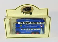 Lledo Promotional Models RARE Griffith Laboratories & Derbshire Constabulary Bus