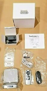 Griffin TuneCenter Home Media Center for iPod Dock with Remote ~ 9802-TCENTNOFI