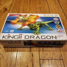 New Kingii Dragon Robot Kit Smart Lizard Wi Tee H Infrared Sensor LED Eyes