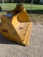 Excavator Grading Bucket Cat 312 65mm Pin