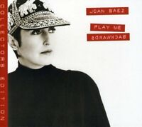 Joan Baez - Play Me Backwards [CD]