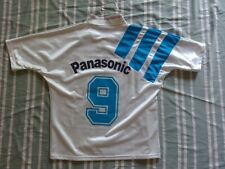 MAILLOT OLYMPIQUE DE MARSEILLE OM PAPIN PANASONIC REEDITION TAILLE M