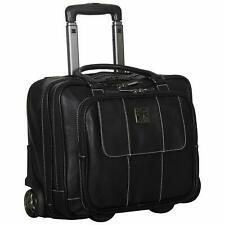"""Kenneth Cole Reaction It's Wheel-y Late Rolling Laptop Case Up to 16"""" Laptop"""