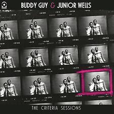 Buddy Guy & Junior Wells - The Criteria Sessions - RSD NEW SEALED LP LTD Edition