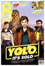 8Days Asia Magazine SOLO A Star Wars Story Alden Ehrenreich