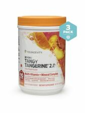 Beyond Tangy Tangerine 2.0 - Citrus Peach Fusion - 3pk Dr. Wallach, Youngevity