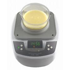 iSonic Ultrasonic Cleaner P4810-CE+1L Beaker Holder Set Liposomal Vit C 220V VDE
