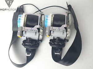 Conjunto cinturones delanteros izquierda + derecha AUDI TT 8S TTS TTRS  #S144