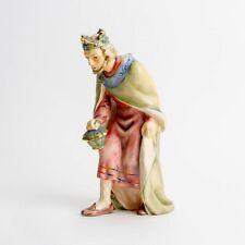 Goebel W. Germany Porzellanfigur Krippenfigur Weihnachten heiliger König