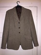 Ladies Tweed Hacking / Hunting / Showing Jacket uk10
