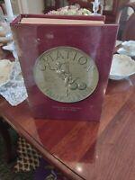 Massive worldwide stamp collection in Harris citation album. 1800s fwd. VINTAGE!
